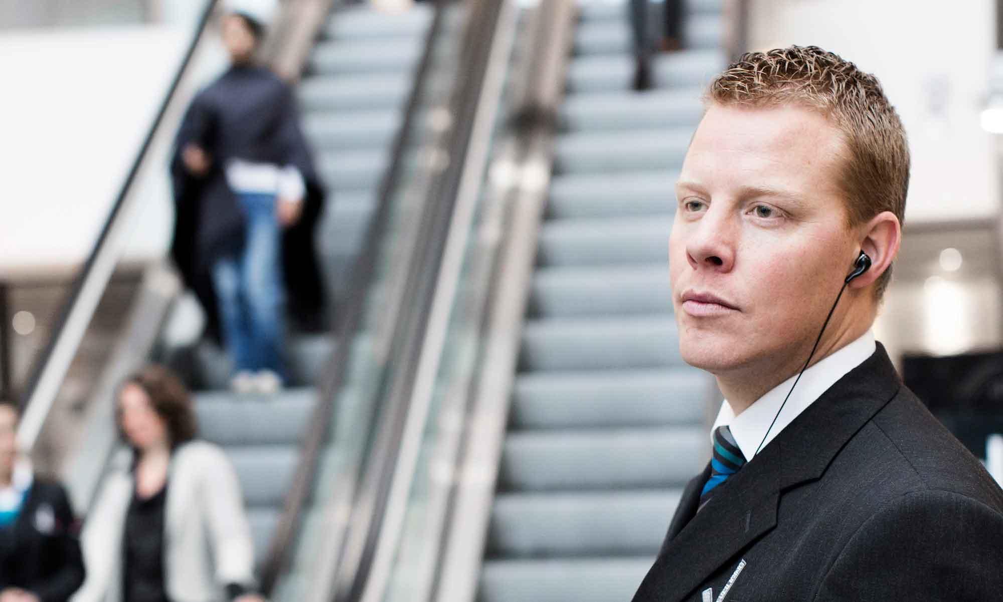 Beveiliger inhuren Den Haag?